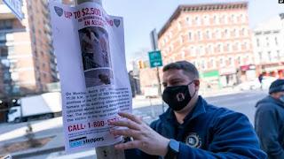 Wali Kota New York: Serangan Terhadap Warga Asia-Amerika 'Menjijikkan'