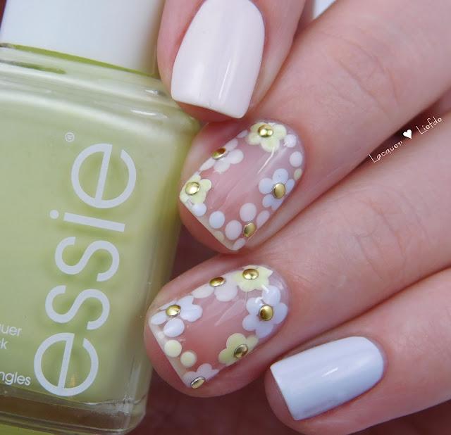 Essie Oster Frühlings Nagel Design