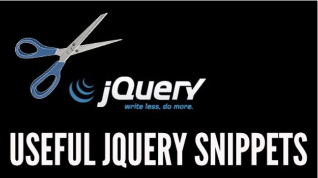 9 Useful jQuery Code Snippets That Front End Developer Must Be Aware Of
