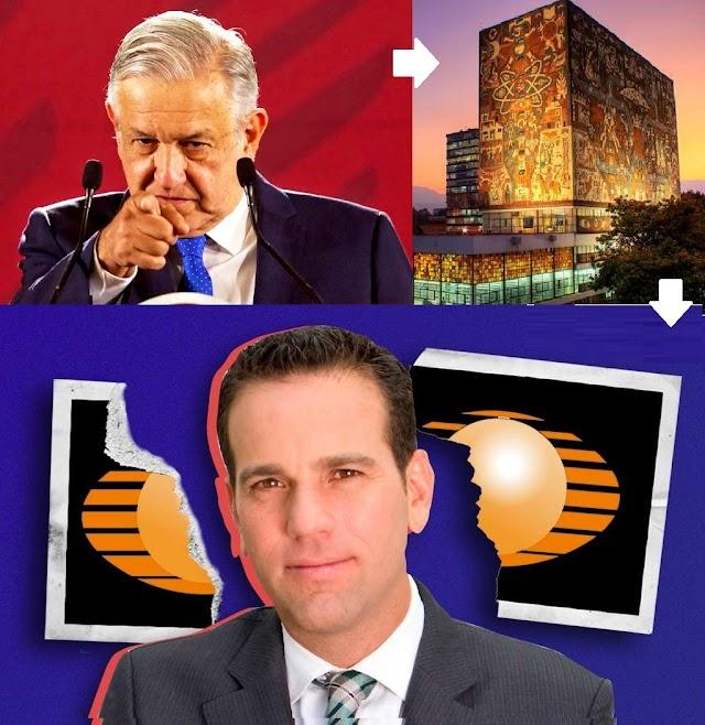 Despido de Loret y el contrato de Televisa