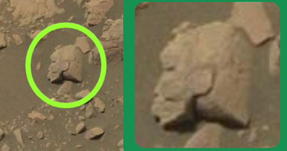 Ancient Mars Relics Which Points To Life Exiting At One Time 🌄🗻👽🗿🔭🛸