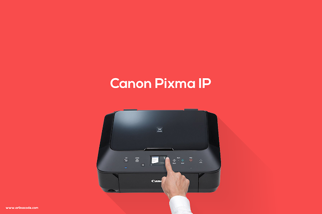 Arti Lampu Kedip Printer Canon Pixma IP
