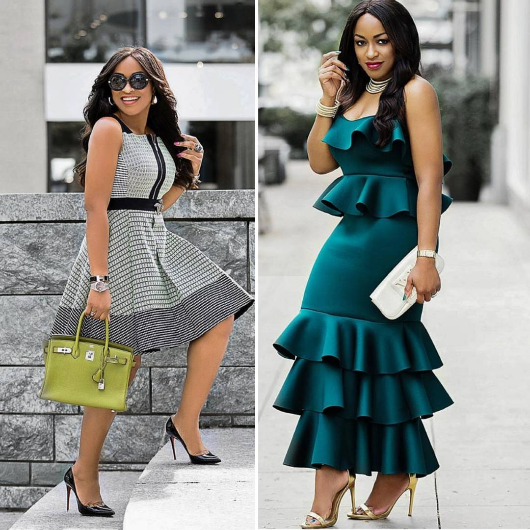 Latest fashion dresses for ladies 93