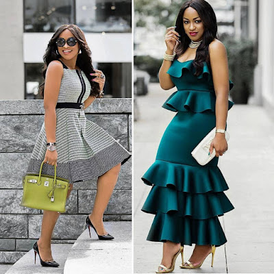 Checkout these Beautiful Collections of Latest Fashion Dresses
