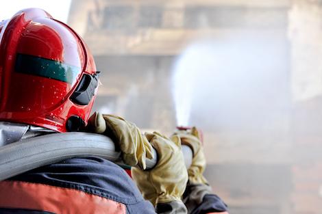 الجهوية 24 - إصابة 13 شخصا في انفجار قنينة غاز بالبيضاء