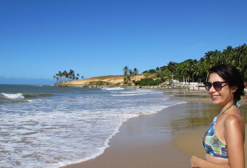 De Fortaleza a Praia de Lagoinha. Paraipaba CE