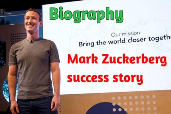 Mark Zuckerberg success story & Biography in hinidi-फेसबुक के मालिक Mark zuckerberg की success story