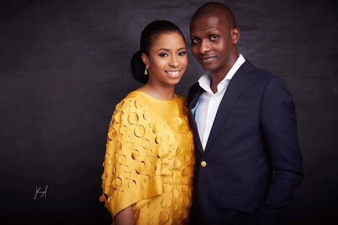 Photos: Vice President Yemi Osinbajo's  Daughter Gets Wedded
