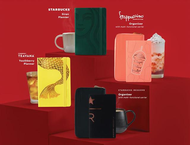 Starbucks Planner and Organizer 2021