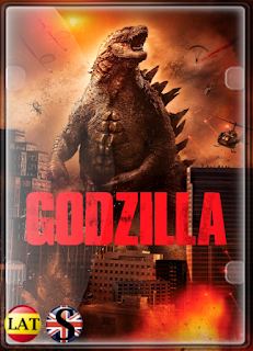 Godzilla (2014) FULL HD 1080P LATINO/ESPAÑOL/INGLES