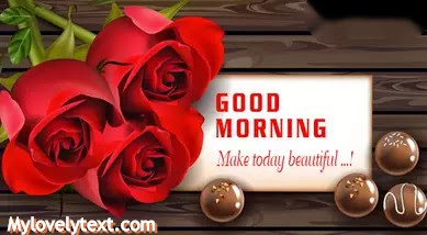 romantic Good Morning Text Messages For Her