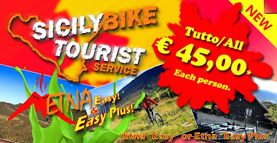 Sicily and Etna Bike Tours in Promotion