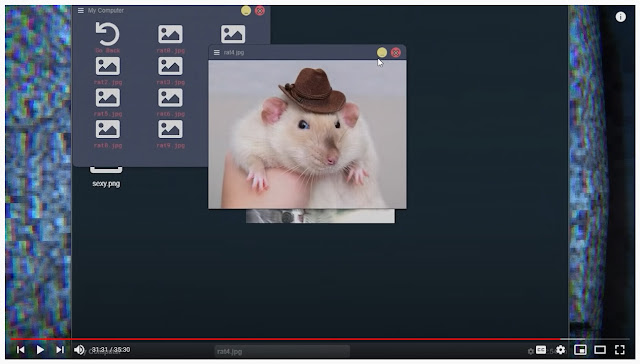 Jasper the cowboy rat in Dread X Collection 2