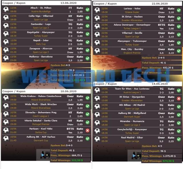 Download Betting / System / Sport Prediction / 90 Success Mod Apk