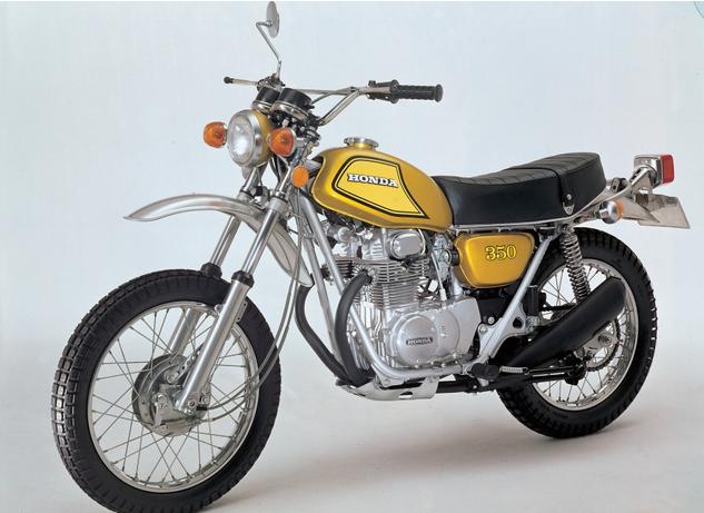 Honda SL350 Average Mileage (1971) - Per Liter, Kmpl & More