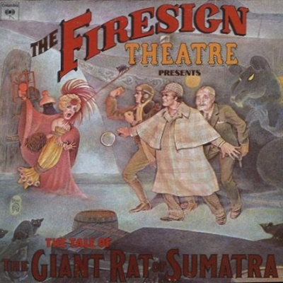 The Firesign Theatre - Station Break