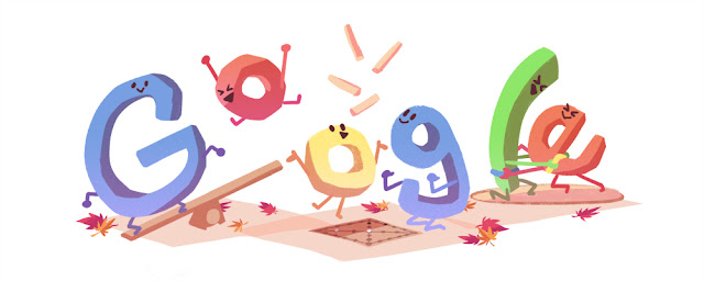 Chuseok 2016 - Google Doodle