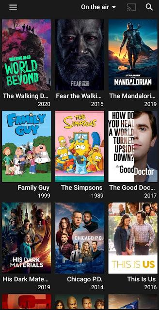 صورة تطبيق Netflix