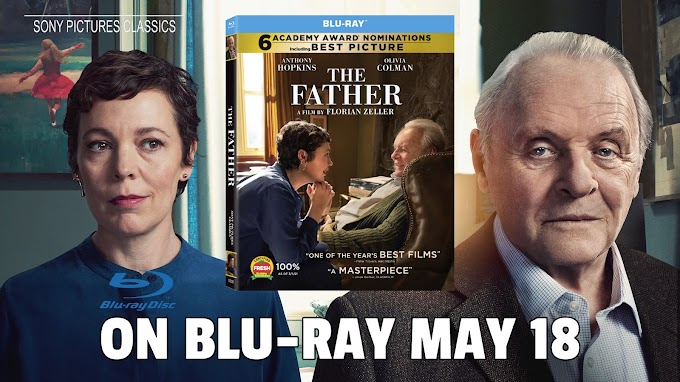 Academy Award Winner, THE FATHER,  Available to Own on Blu-ray May 18 (Sony Pictures)