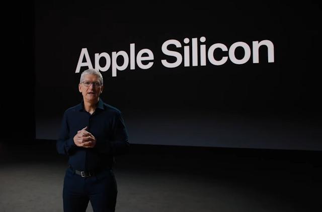 Apple Silicon について語る Tim Cook