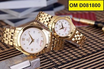 đồng hồ nữ omega đ081800