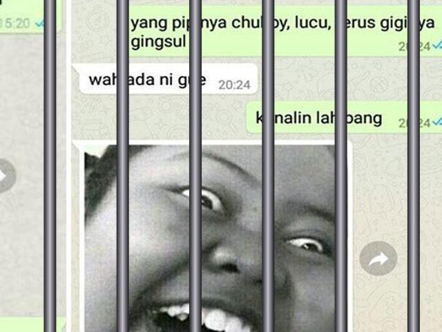 Sanksi Pidana Mengedit Foto Seseorang Menjadi Meme