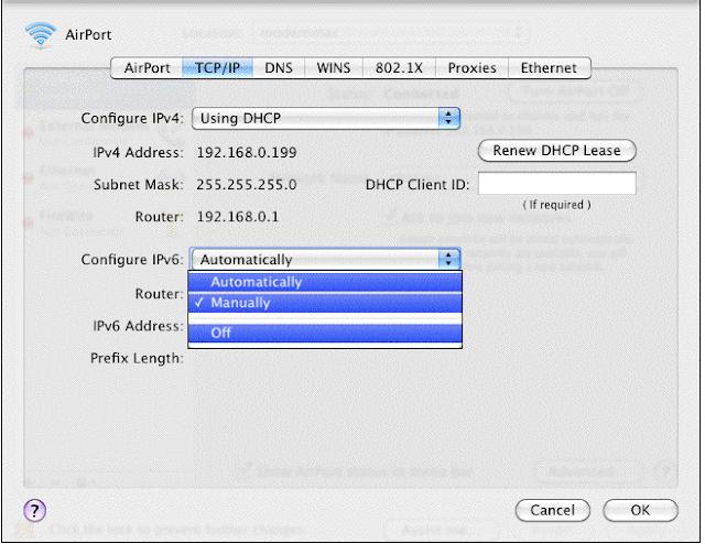 Disable IPv6 in Safari- Reinstall Safari