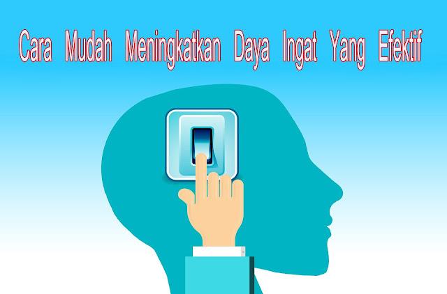 meningkatkan daya ingat
