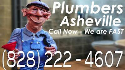 Plumbers asheville