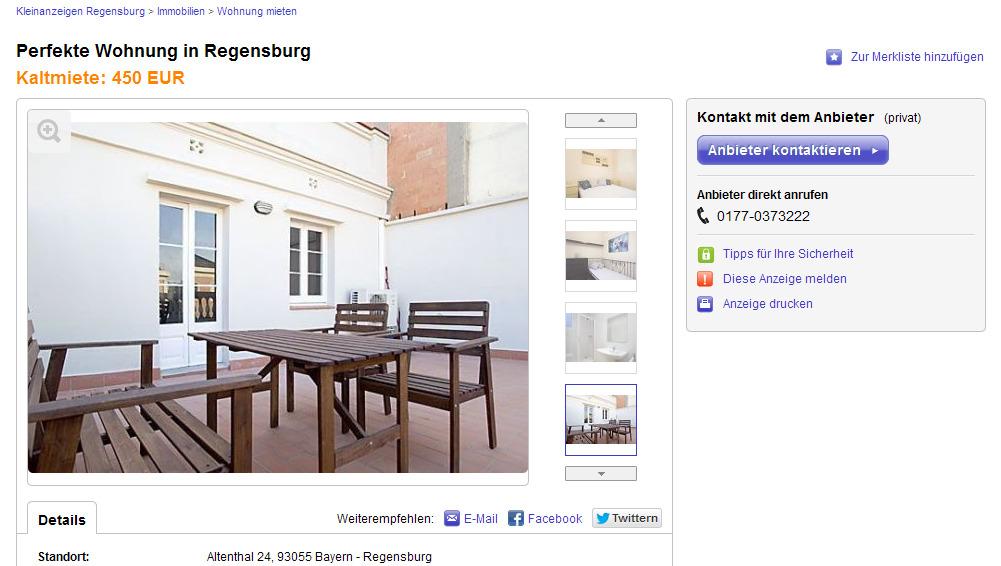 wohnungsbetrug.blogspot.com: Perfekte Wohnung in München ...