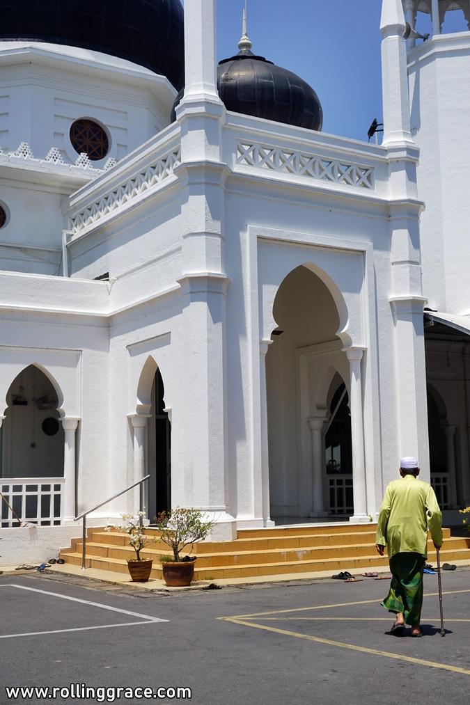 Masjid Alwi Kangar, Perlis