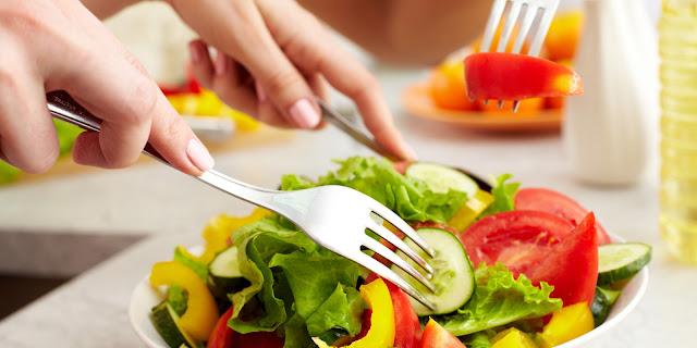 tanda kekurangan nutrient, simptom kurang nutrien, tanda badan anda tak cukup vitamin, healthy food