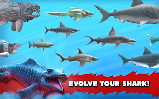 Download Hungry Shark Evolution Mega Mod Apk V4.3.0