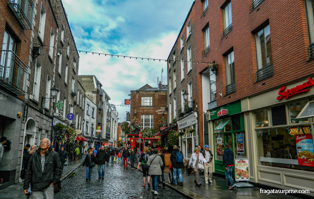 Temple Bar, Dublin, Irlanda
