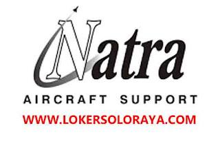 Lowongan Kerja di Bandara Adisumarmo Solo Check-in Staff PT Natra