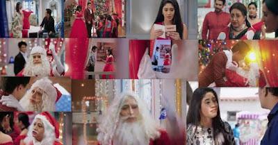 "Yeh Rishta Kya Kehlata Hai Episode 7th January 2020 Written Update ""Santa Naira Finds the Clue Against Vedika ""."