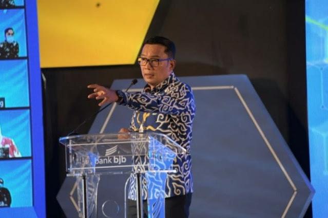 Hasil Survei, Elektabilitas Ridwan Kamil sebagai Capres 2024 Naik