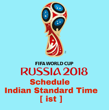 FIFA World Cup 2018: Complete Match Schedule & Timings in IST