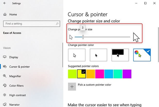 windows-10-mouse-pointer-size-change