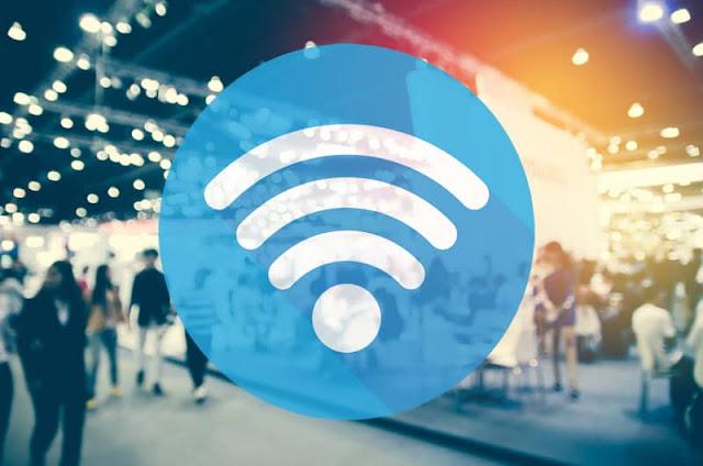 Special event temporary Internet