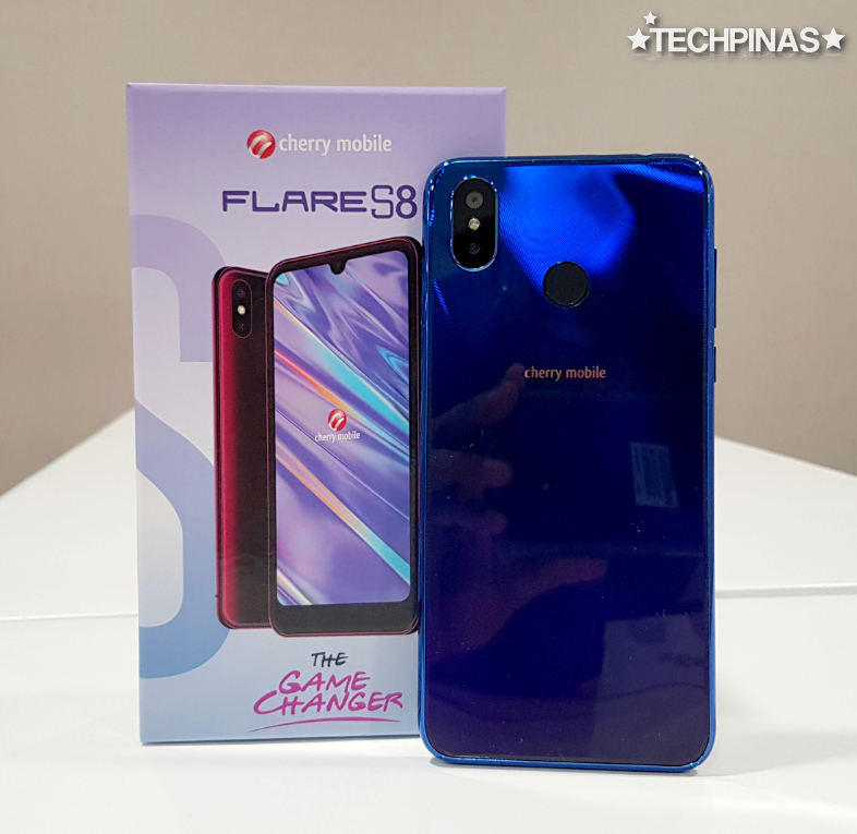 Cherry Mobile Flare S8
