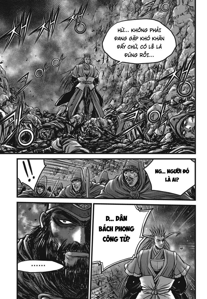 Hiệp Khách Giang Hồ - Chapter 512 - Pic 20