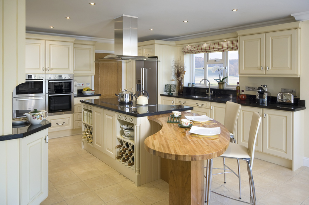 Luxury Kitchen Designs  Dream House Experience