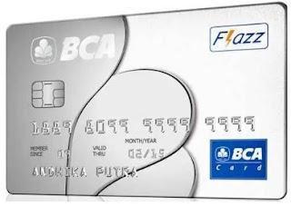 Gambar Kartu Kredit BCA Everyday