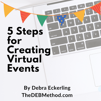 Creating Virtual Events
