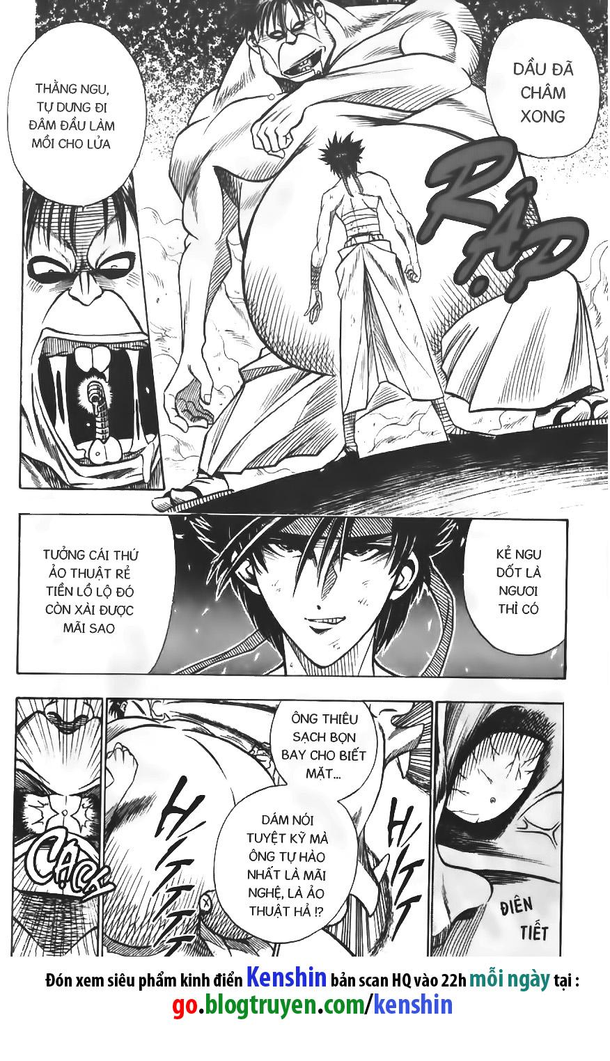 Rurouni Kenshin chap 18 trang 5