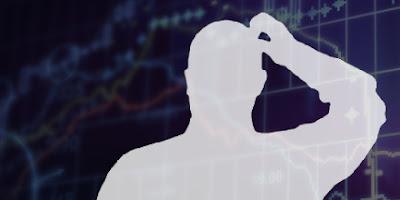 Trader yang Bingung