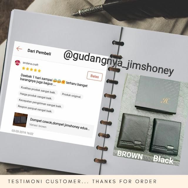 Testimonial Jims Honey Produk asli Sesuai Gambar
