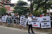 Puluhan Pengungsi Asing di Medan Minta Kepastian Dikirim ke Negara Tujuan