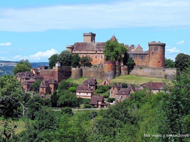 Castelnau-Bretenoux, Francia